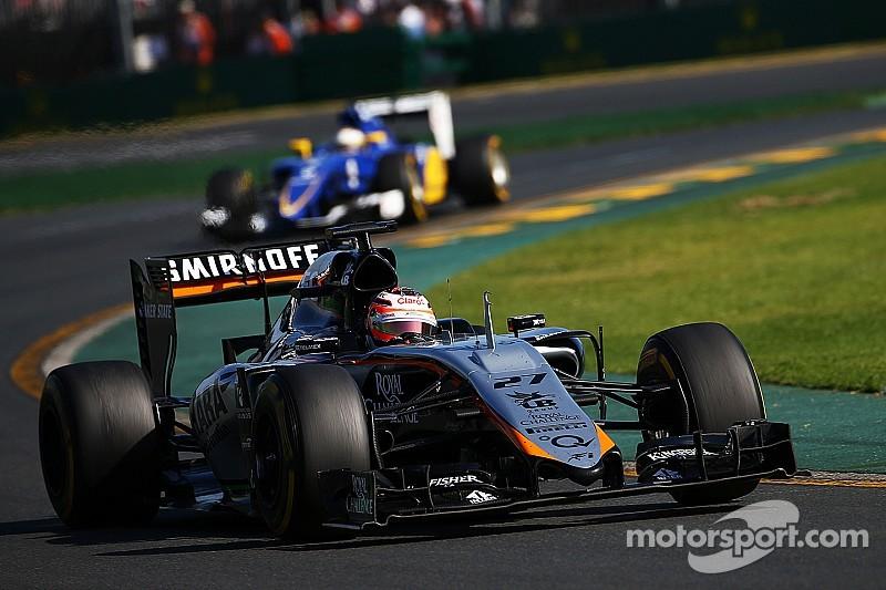 Sahara Force India scored seven points in today's season-opening Australian GP