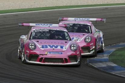 Porsche-Carrera-Cup Hockenheim: Titelkampf bleibt spannend