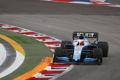 Russell zwischenzeitlich auf P7: Härtester Tag in der Formel 1
