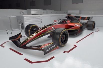 Formel-1-Design 2021 wird nachgewürzt: Flugzeugartige Flügel
