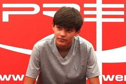 Montoya-Sohn Sebastian steigt in die Formel 4 ein