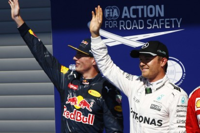 Nico Rosberg: Max Verstappen war mein nervigster Gegner!