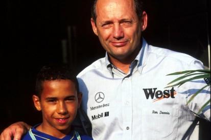 Ron Dennis: Finde nicht alles gut, was Lewis gemacht hat, aber ...