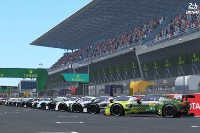 24h Le Mans virtuell: Übersicht Teilnehmer, Zeitplan & Livestream