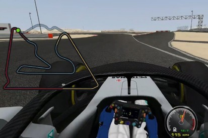 "Video: Der ""Oval""-Kurs in Bahrain als Formel-1-Alternative?"