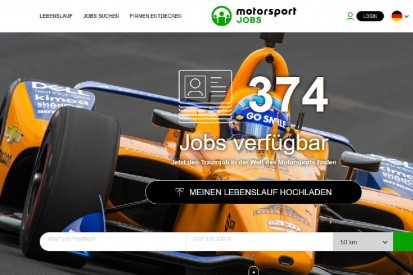 Motorsport Network verpflichtet neuen Chef für Motorsport Jobs