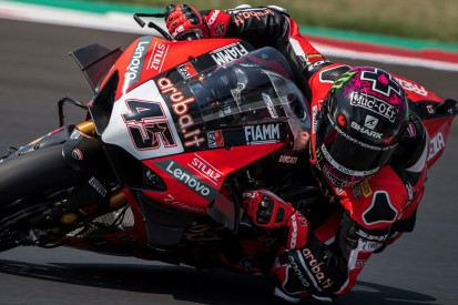 WSBK vs. MotoGP: Scott Redding mit seinem Superbike nur 0,135s langsamer