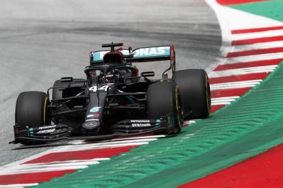 F1 Österreich 2020: Mercedes bleibt eine Klasse für sich