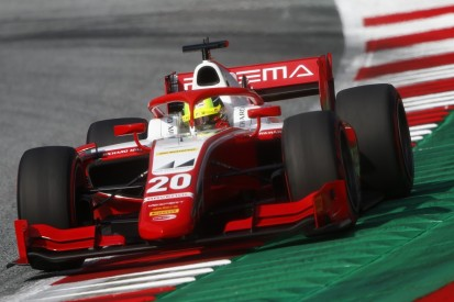 Formel 2 Spielberg 2020: Abflug auf Podiumskurs von Mick Schumacher