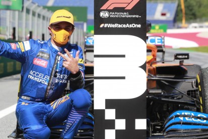 Norris belohnt sich mit Podium: Fortschritt als Fahrer und Persönlichkeit