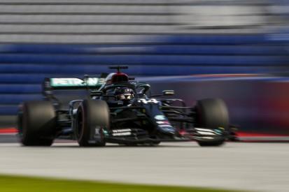 """Hamilton nur auf Platz sechs: Mercedes """"tappt ein bisschen im Dunkeln"""""""