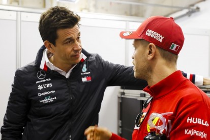 Warum Toto Wolff nicht Manager von Sebastian Vettel wird