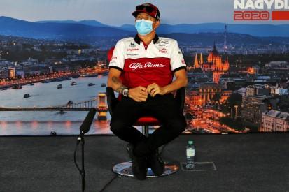Kimi Räikkönen: Ihr stellt doch immer die gleichen Fragen!