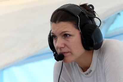 Nach ELMS-Unfall: Katherine Legge aus Krankenhaus entlassen