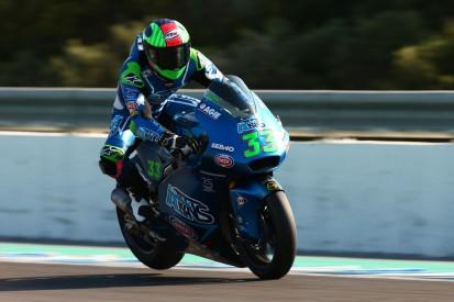 Moto2 Jerez (2): Enea Bastianini setzt sich gegen VR46-Duo durch