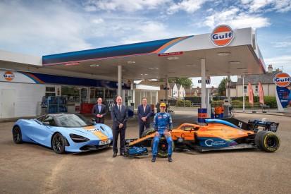 McLaren und Gulf geben mehrjährige Partnerschaft bekannt