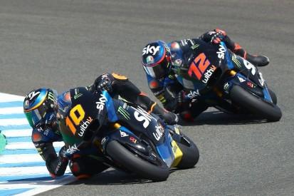 """Valentino Rossi lobt sein Moto2-Team: """"Haben die stärkste Fahrerpaarung"""""""