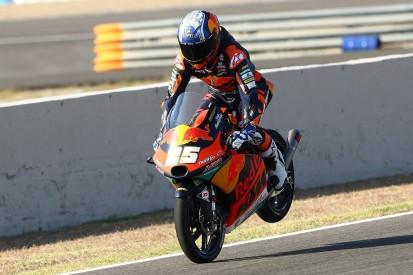 Moto3 Brünn FT2: Fernandez Schnellster am Nachmittag, einige Stürze