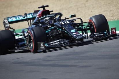 """Alles nach Fahrplan: Mercedes-Form sieht """"ziemlich gut"""" aus"""