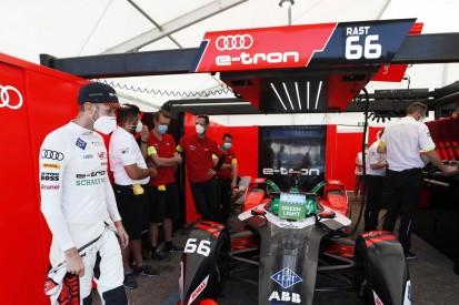 Rene Rast: Formel E ist viel stressiger als die DTM