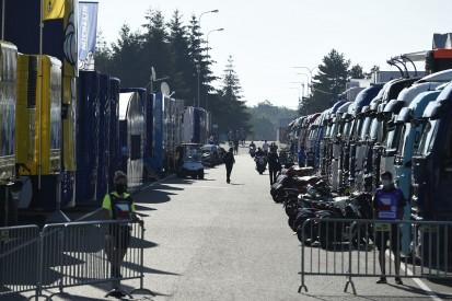 Coronavirus in Brünn: MotoGP bestätigt ersten COVID-19-Fall