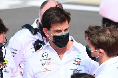 """Toto Wolff: """"Null"""" besorgt, dass Mercedes eine Strafe drohen könnte"""