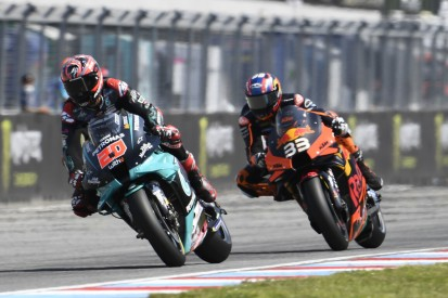 "Fabio Quartararo warnt vor KTM: ""Haben auch in Österreich sehr viel getestet"""