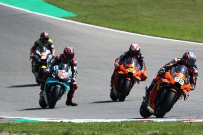 """KTM """"natürlich"""" ein Titelkandidat für Quartararo und Rossi"""