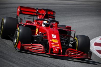 """Sebastian Vettel: """"Ein bisschen leichter als die vergangenen Wochen"""""""