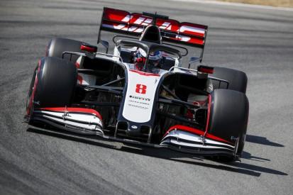 """Freitags-Überraschung Romain Grosjean im Haas: """"Zwickt mich!"""""""