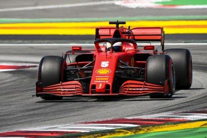 """Sebastian Vettel nach P11: """"Noch zu weit weg von einem guten Gefühl"""""""