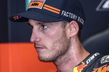 KTM: FT4-Sturz kostet Espargaro erste Reihe, Binder im Qualifying nur auf P17