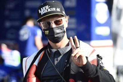 """""""Mein Helm war voll Gabelöl"""": Wie Aegerter den Moto2-Crash erlebt hat"""