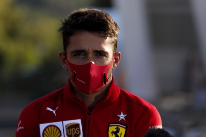 Charles Leclerc: Gasly hat mir gesagt, ich muss für Hubert gewinnen!