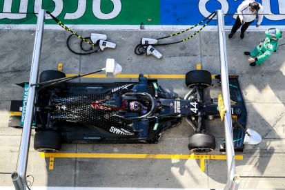 Nicht auf FIA-Monitor geschaut: So hat Lewis Hamilton den Monza-Sieg verloren