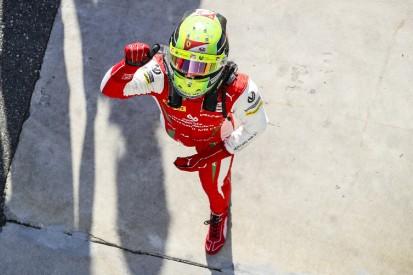 "Hans-Joachim Stuck: ""Sehen Mick Schumacher bald in der Formel 1"""