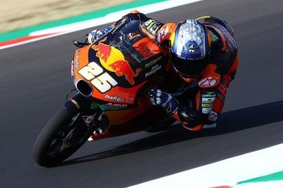Moto3 FT1 Misano 2: Raul Fernandez beginnt wieder mit Bestzeit