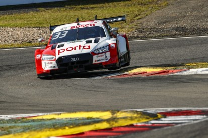DTM-Qualifying Nürburgring 1: Rast setzt sich gegen Abt-Audi durch