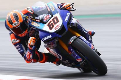 WSBK Barcelona Superpole-Rennen: Yamaha-Sieg, Jonas Folger in den Top 10