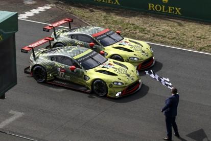Leistungsexplosion im Rennen: Aston Martin schiebt es auf Tincknell