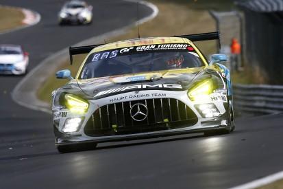 Haupt-Mercedes #2 nach schwerem Unfall vor Comeback bei Top-Qualifying