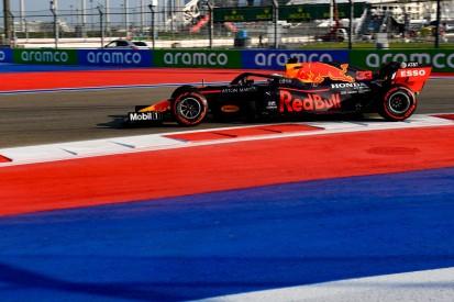 Max Verstappen: P3 im Sotschi-Qualifying schwierig zu erreichen