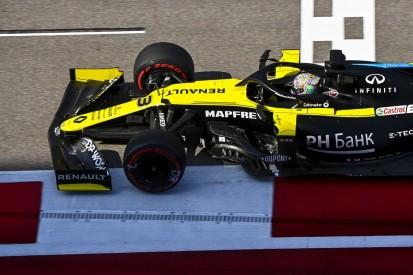 Erklärt: Warum der Abstand zwischen Ricciardo und Ocon so groß ist