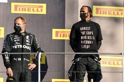 Nach Breonna-Taylor-Shirt in Mugello: Hamilton erwartet neue FIA-Richtlinie