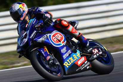 WSBK Estoril: Yamaha-Trio im Superpole-Rennen vorn, Jonas Folger wird 13.