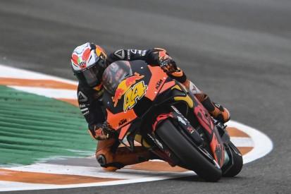 MotoGP Valencia: KTM auf der Pole, Valentino Rossi scheitert im Q1