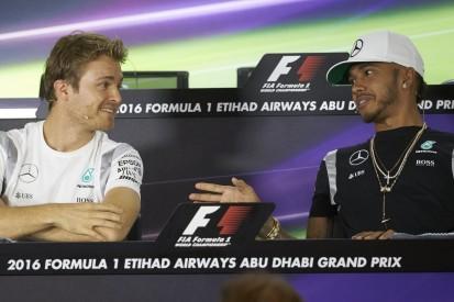 Formel-1-Liveticker: Das beeindruckt Nico Rosberg an Lewis Hamilton