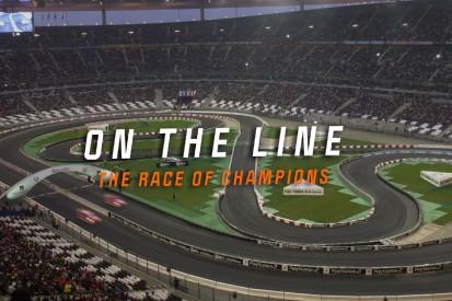 """On The Line"": Neue Dokumentation zum Race of Champions auf Motorsport.tv"