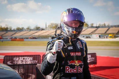 Kristoffersson crowned World Rallycross champion with final round cancelled