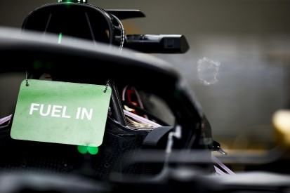 How much fuel does a Formula 1 car use? F1, NASCAR & more compared